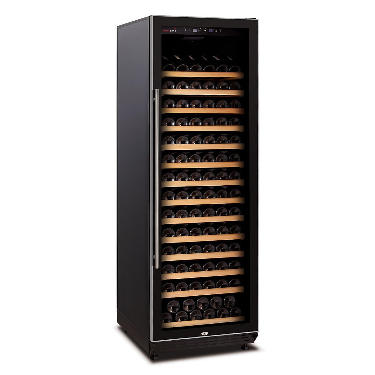 Weinklimaschrank WL440F (178-220 Fl.) › SWISSCAVE Weinkühlschränke