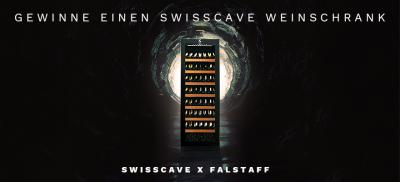 Das SWISSCAVE x Falstaff Gewinnspiel