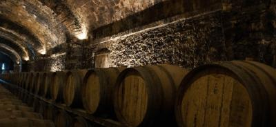 Weinlagerung: 4. von 6 Schlüssel-Faktoren: Luftfeuchtigkeit