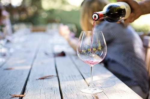 Wein Temperatur